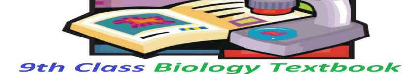 9th-class-Biology-textbook-English-medium-cover-page